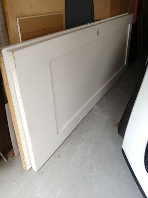 Solid Core Shaker Doors NO Frame for Sale in Whittier, CA