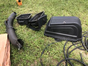 Craftsman bag catcher for riding mower for Sale in Seminole, FL