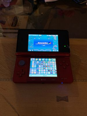 Modded Nintendo 3ds 200+ games for Sale in Anaheim, CA