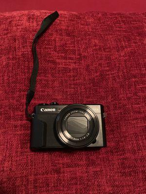 Canon Powershot G7X Mark ii for Sale in Nashville, TN