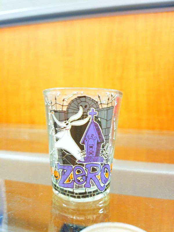 Nightmare before Christmas Zero Shot Glass