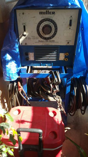 Miller dialarc stick welder for Sale in Lemon Grove, CA