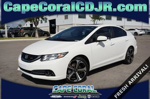 2015 Honda Civic Sedan for Sale in Cape Coral, FL