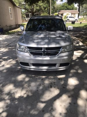 Dodge journey 2011 clean vehicle all around nothing wrong with the inside is perfect if serious inquiries DM car has 120m on the dash clean over all for Sale in Tampa, FL