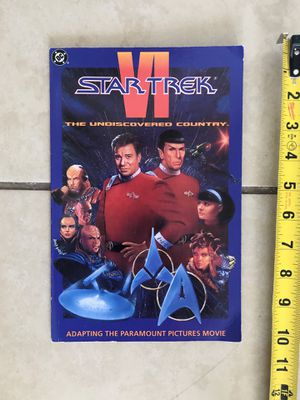 Star Trek the undiscovered country comic for Sale in North Las Vegas, NV