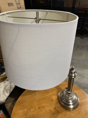 Hampton Bay Lamp for Sale in Puyallup, WA
