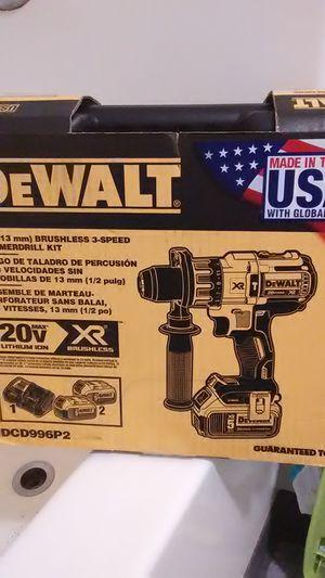 DeWalt Hammer drill kit for Sale in Yakima, WA