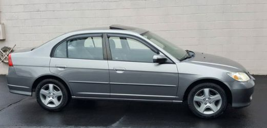 Power Windows?/2005 Honda Civic Ex for Sale in Wichita,  KS