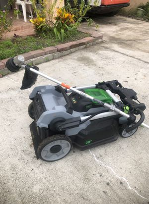 Lawnmower-battery operated for Sale in Orlando, FL