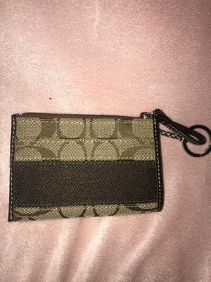 Coach wallet coin purse for Sale in Fresno, CA