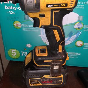 Dewalt XR Impact Driver for Sale in Rochester, NH