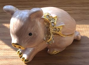 Brand New Pig Trinket Box for Sale in Lake Elmo, MN