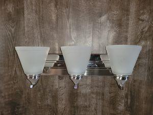 3 Light Vanity Fixture for Sale in Pinetop, AZ