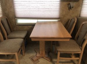 Table and 4 chairs for Sale in Fontana, CA