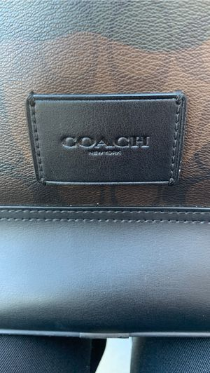 Coach Men's BackPack 🎒 for Sale in Los Angeles, CA
