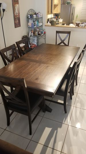 Dining set from Costco 6 chairs for Sale in Miami, FL