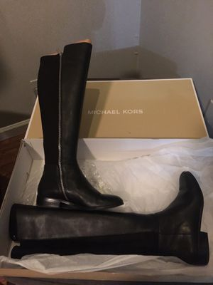 BRAND NEW Michael Kors Tall Boots for Sale in Old Bridge, NJ