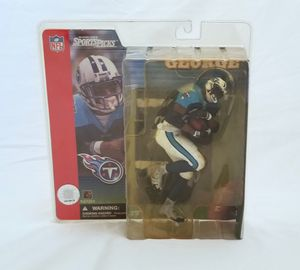 Eddie George Collectible Action Figure for Sale in Woodside, CA