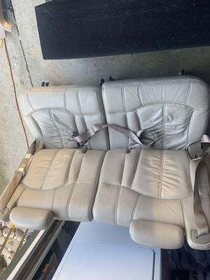 2000-2006 Chevy Tahoe Third Row Seats for Sale in Fremont, CA