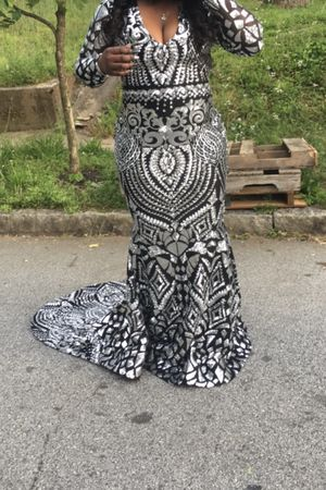 Custom made prom dress for Sale in Union City, GA