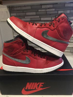 JORDAN 1 SIZE 10.5 RED GUCCI for Sale in Tacoma, WA