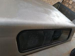Gray truck camper for Sale in El Paso, TX