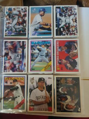 Micellaneous Baseball Cards Memorabilla and more 70 and up for Sale in Manor, TX