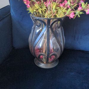 Vase With Fake Flowers for Sale in Paradise, NV