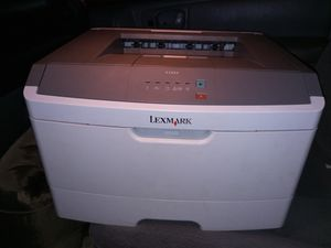 Lexmark Laser Printer Works Good Make Offer for Sale in Milton, WA