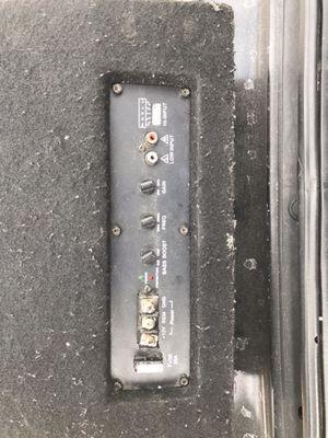 Sdx pro audio 1200 watt for Sale in Philadelphia, PA