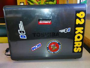 TOSHIBA LAPTOP. 500GB. for Sale in Albuquerque, NM