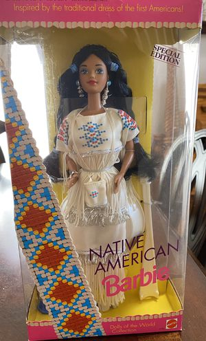 Native American Special Edition Barbie for Sale in Albuquerque, NM