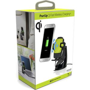 Bracketron PwrUp Qi Fast Wireless Charging Station for Sale in Burbank, IL