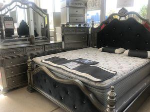 QUEEN BEDROOM SET BEST PRICE IN THE AREA for Sale in Hyattsville, MD