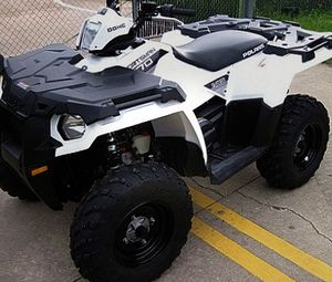 Price$800 Firm! 2O14 ρσℓαяιѕ ѕρσятѕмαη edition four wheeler!! for Sale in Anaheim, CA