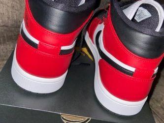 Jordan 1 MidSole (RAGE RED) for Sale in Washington,  DC