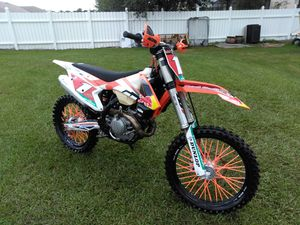 Ktm 450 dirt bike for Sale in Avon Park, FL