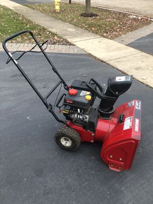 snow blower for Sale in West Chicago, IL