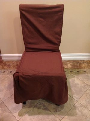 4 Brown Chair Covers for Sale in Los Angeles, CA