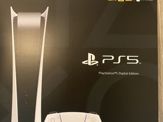 Selling PS5 - Digital - LOCAL ONLY for Sale in Atlanta,  GA