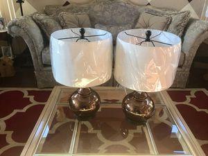 Kirkland Bronze Mercury Table Lamps for Sale in Corona, CA