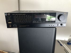 JVC stereo receiver for Sale in Stockton, CA