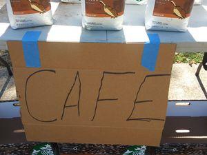 Bean coffee bags. for Sale in Dallas, TX