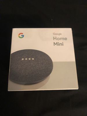 Brand New Google Home Mini for Sale in Anaheim, CA