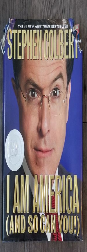 I Am America (And So Can You!) by Stephen Colbert, Hardback, 2007, Used for Sale in Denver, CO