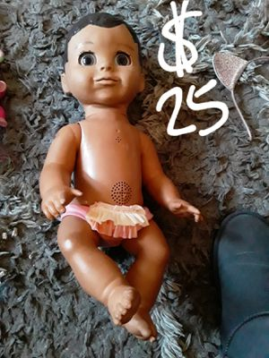 FRIDAY SALE....gently used luvabelle interactive doll for Sale in Suitland, MD