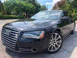 2014 AUDI A8 L 3.0 QUATTRO TDI for Sale in Tampa, FL
