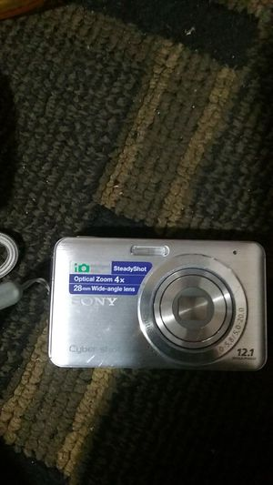 Sony digital camera 12.1 mega pixels for Sale in Tulsa, OK