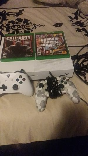 Xbox1s 1tb for Sale in Marshall, TX