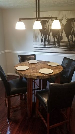 Granite dining table for Sale in Vienna, VA